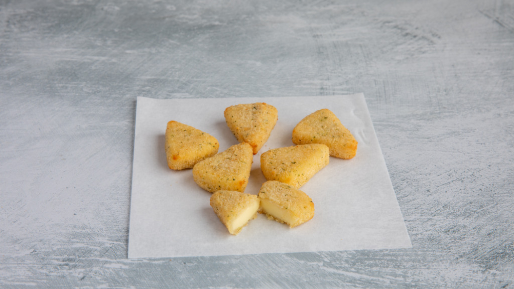 6 Cheesy Triangles - Pizza Delivery in Limehouse E14