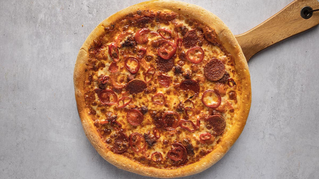 Spicy Nduja Sausage - London Pizza Depot Delivery in Barkingside IG6