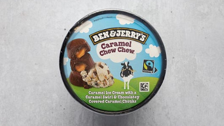 Ben & Jerrys Caramel Chew Chew - Pizza Depot Collection in Stratford E15