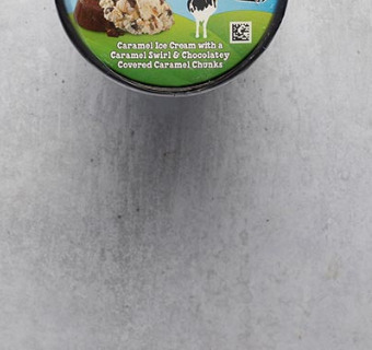 Ben & Jerrys Caramel Chew Chew - London Pizza Depot Delivery in Becontree Heath RM8
