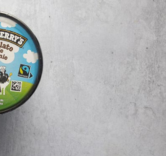 Ben & Jerrys Chocolate Fudge Brownie - London Pizza Depot Delivery in Hitchin Square E3