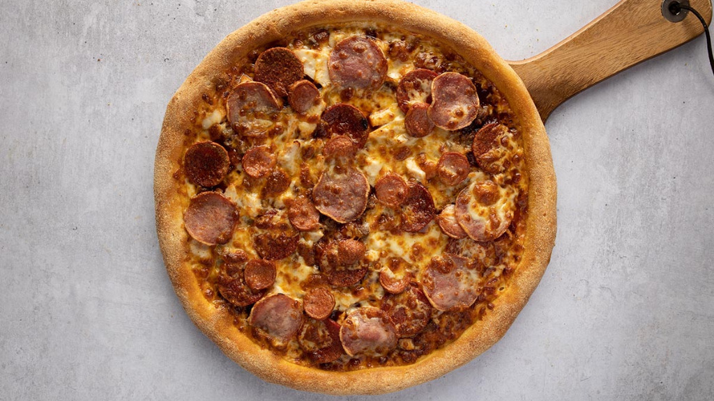 Ranch Meat Feast - Best Pizza Delivery in Seven Kings IG3