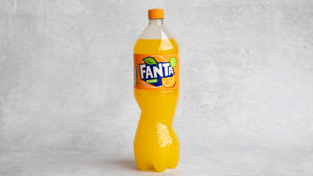 Fanta 1.25L - Best Pizza Collection in Little Ilford E12