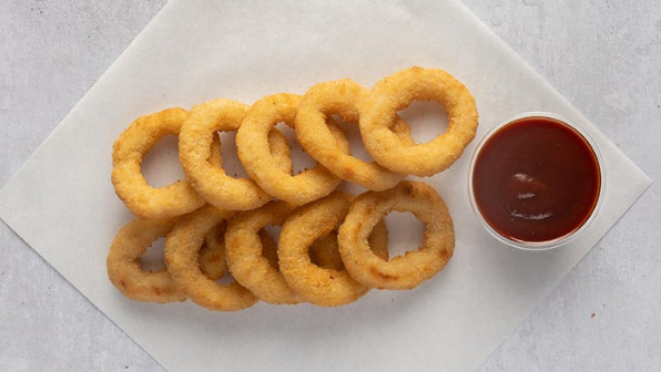10 Onion Rings - Local Pizza Delivery in Frank Whipple Estate E14