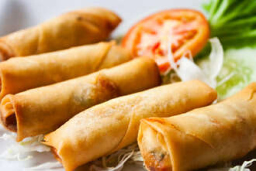 Spring Roll (Starter) - Indian Takeaway in Bowmans DA1