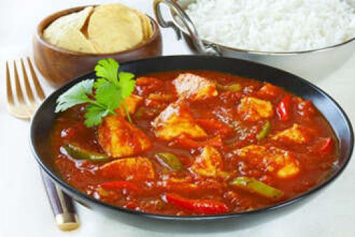 Chicken Chilli Massala - Balti Delivery in Barnes Cray DA1