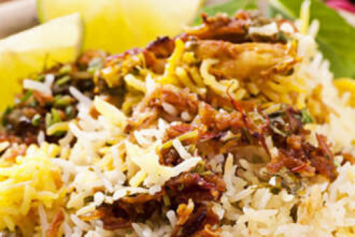Lamb Tikka Biryani - Local Indian Delivery in Erith DA8