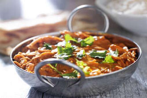 Chicken Tikka Massala - Balti Takeaway in Crook Log DA6