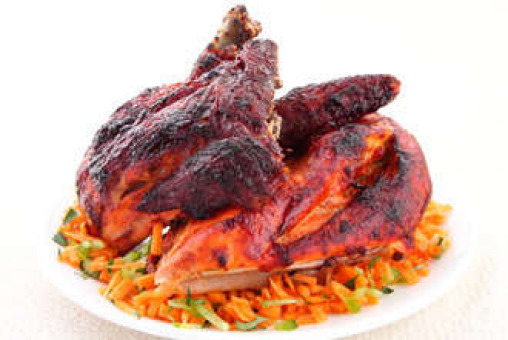 Tandoori Chicken - whole - Curry Delivery in Northumberland Heath DA8