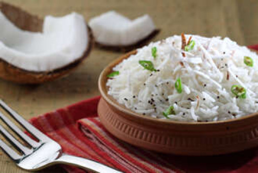 Coconut Rice - Indian Takeaway in Bowmans DA1
