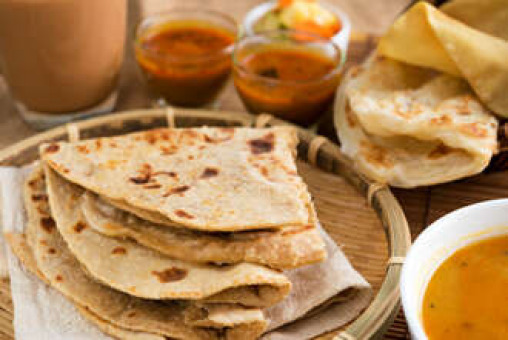 Buttered Chapati - Curry Delivery in Colyers DA8