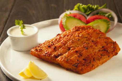 Fish Tikka (Starter) - Indian Restaurant Delivery in Purfleet RM19
