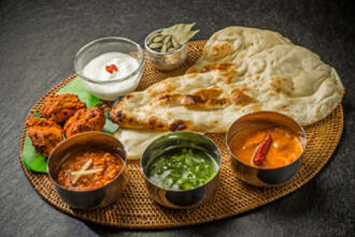 Vegetable Thali - Indian Restaurant Collection in Lower Belvedere DA17