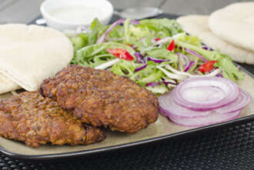 Shami Kebab (Starter) - Local Indian Delivery in Barnes Cray DA1