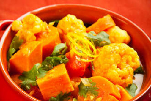 Vegetable Curry - Indian Restaurant Delivery in Temple Hill DA1