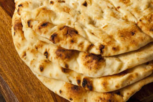 Plain Naan - Best Indian Delivery in Lesnes Abbey SE2