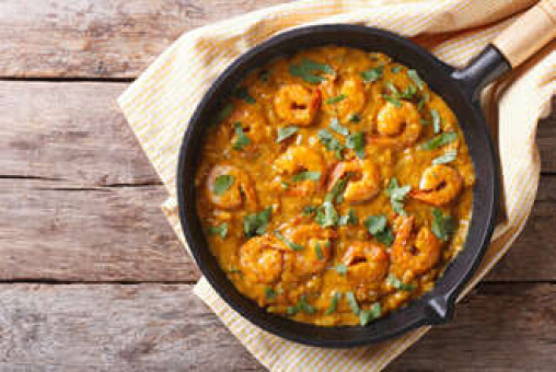 King Prawn Jalfrezi - Tandoori Restaurant Delivery in Crossness SE28