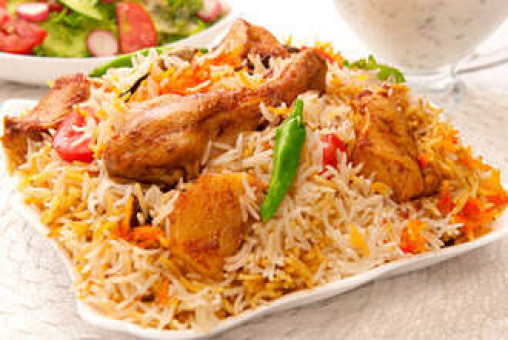 Chicken Tikka Biryani - Local Indian Takeaway in Bexley DA5