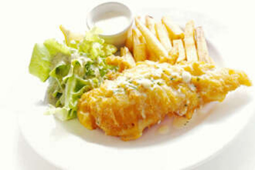 Cod & Chips - Biryani Delivery in North End DA8