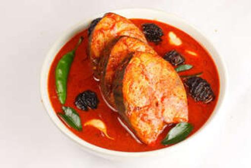 Fish Curry - Biryani Takeaway in Crook Log DA6
