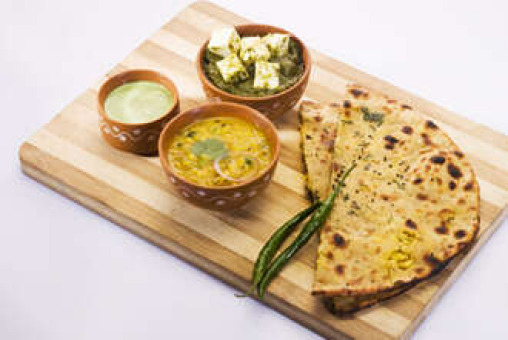 Mugli Paratha - Indian Delivery in Lower Belvedere DA17