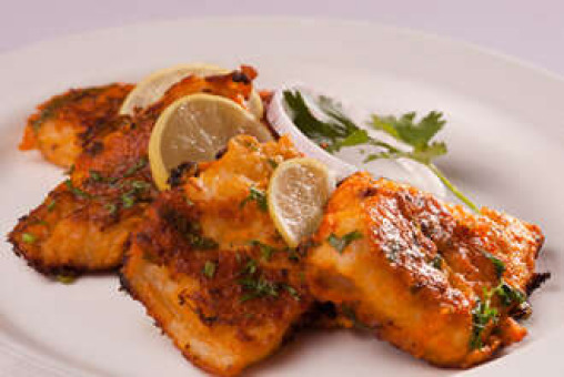 Fish Tikka (Main) - Indian Restaurant Collection in Crossness SE28