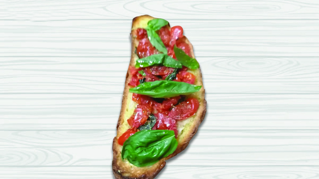 Bruschetta - Sourdough Pizza Collection in Brixton SW9