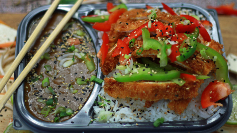 Katsu Curry - Chicken - Pan Asian Delivery in Laleham TW18