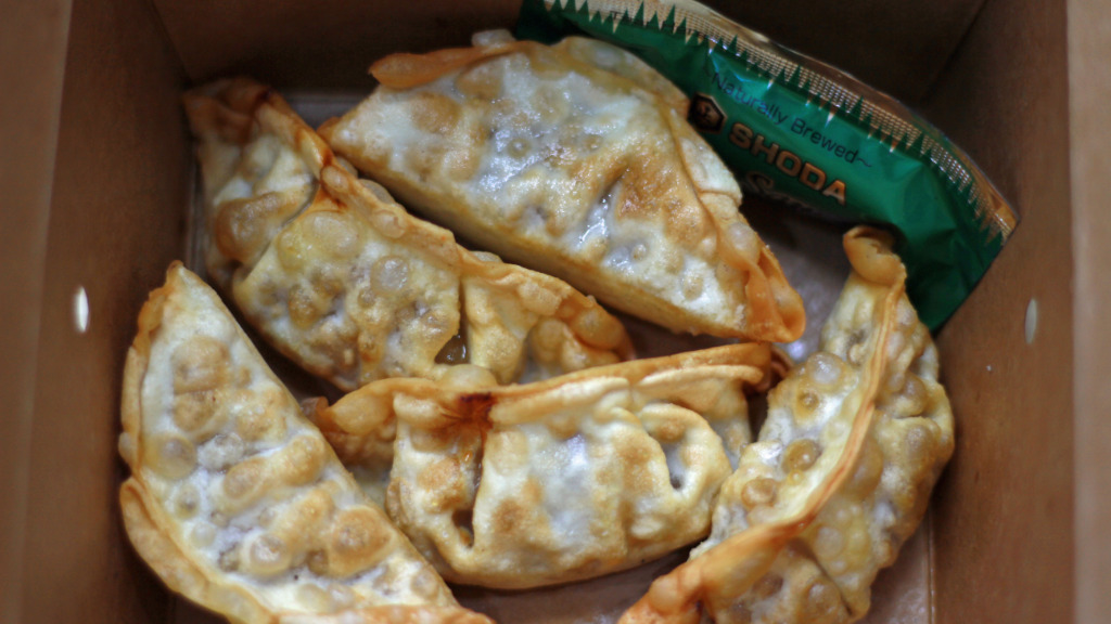 Chicken Gyoza - Thai Delivery in Chandlers Cross WD3
