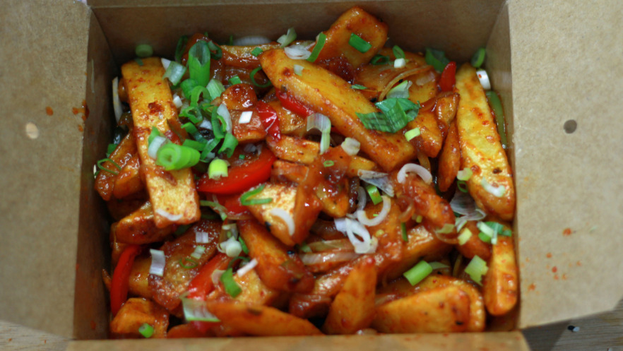 Spicy Chilli Chips - Singapore Delivery in West Byfleet KT14