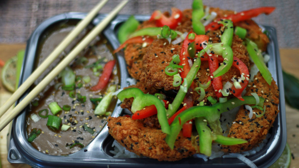 Katsu Curry - Sweet Potato - Pan Asian Delivery in Lower Halliford TW17