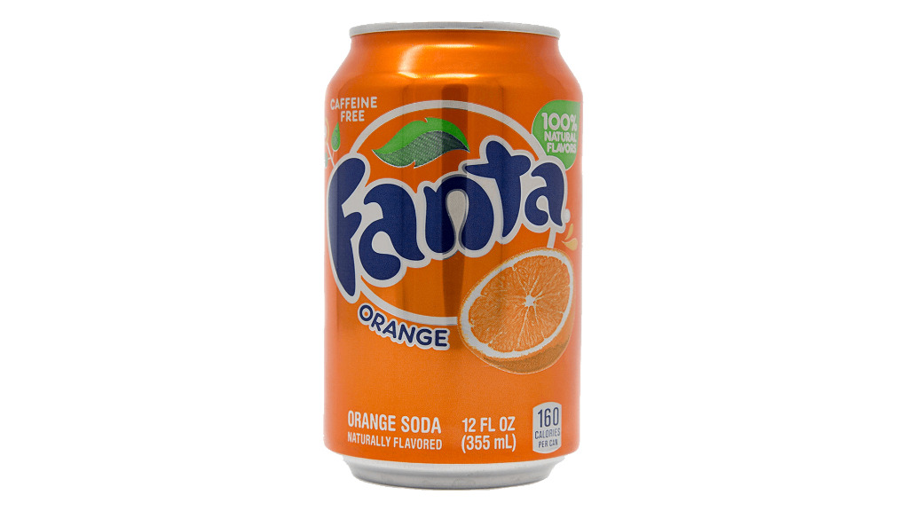 Fanta (330ml) - Futomaki Delivery in Kings Cross N1
