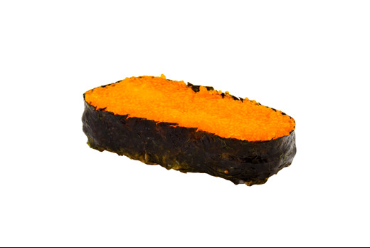 Tobiko Nigiri (Flying Fish Roe) - Sashimi Takeaway in Harringay N15