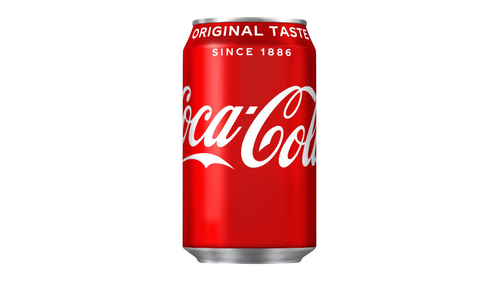 Coca Cola (330 ml) - Bento Delivery in Seven Sisters N15