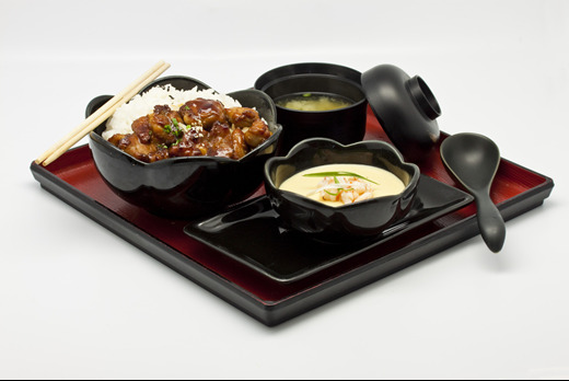 Chicken Teriyaki Bento - Futomaki Delivery in West Hampstead NW6