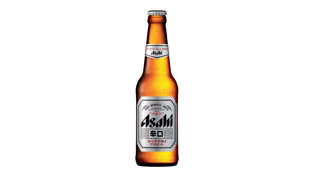 Asahi Beer (330 ml) - Sashimi Collection in Golders Green NW11