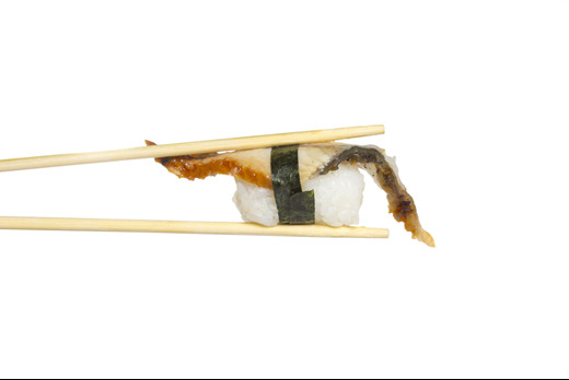 Eel Nigiri - Gyoza Takeaway in Nags Head N7