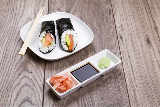 Eel Cucumber Temaki - Sashimi Delivery in Upper Holloway N19