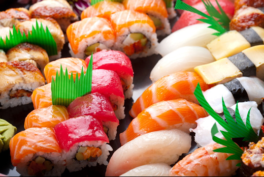 18 pcs Maki Box - Shinobi Sushi Delivery in Harringay N15