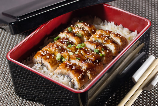 Eel Don - Bento Delivery in De Beauvoir Town N1