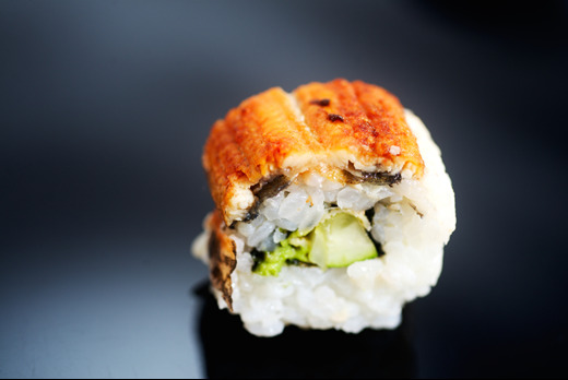 Spicy Tuna Cucumber Uramaki - Sushi Takeaway in Belsize Park NW3
