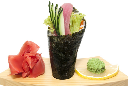Spicy Tuna Temaki - Sashimi Takeaway in Finsbury WC1X