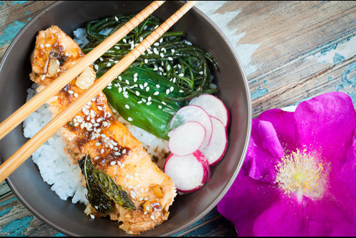 Salmon Teriyaki - Japanese Restaurant Takeaway in Hornsey Vale N8