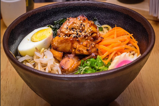 Chicken Ramen - Bento Takeaway in Chalk Farm NW1