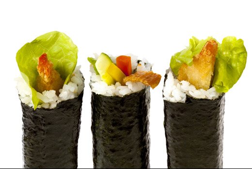 Niji Roll - Shinobi Sushi Takeaway in Crouch End N8