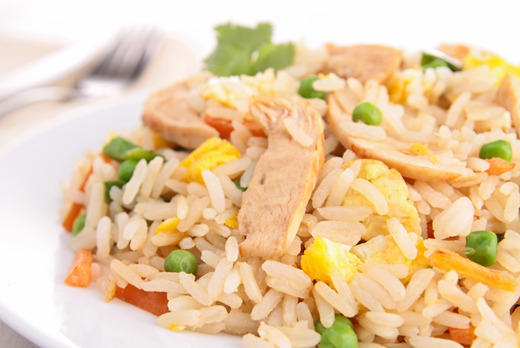 Chicken Fried Rice (with egg) - Bento Delivery in Somers Town NW1