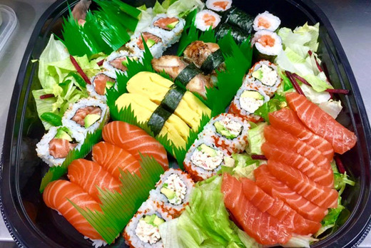 Platter A (36 pcs) - Bento Delivery in Islington N1