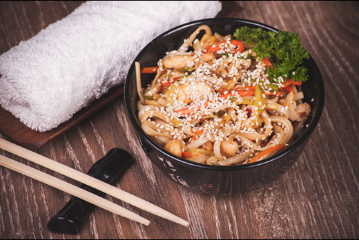 Chicken Yaki Udon - Teriyaki Delivery in Coldfall N2